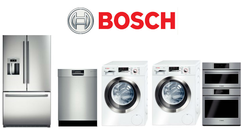 Bosch National Appliance Service Amp Repair