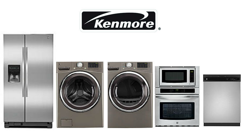Kenmore Elite Kitchen Appliances
